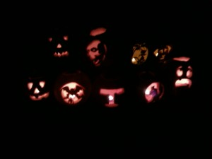 punkins of the night