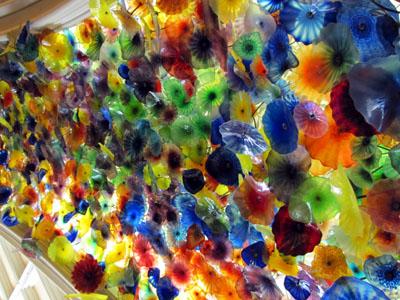 glass ceiling garden
